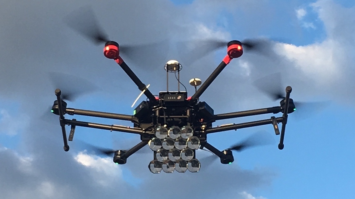 Using Drones to Measure Stack Emissions