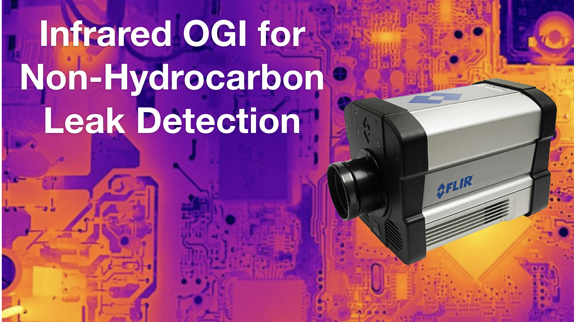 Using High-Definition Infrared Optical Gas Imaging for N2O Leak Detection