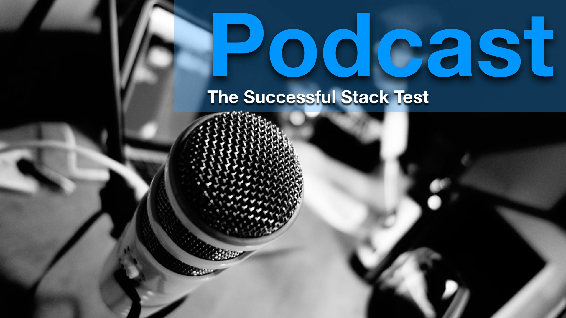 Jim Guenthoer: The Successful Stack Test