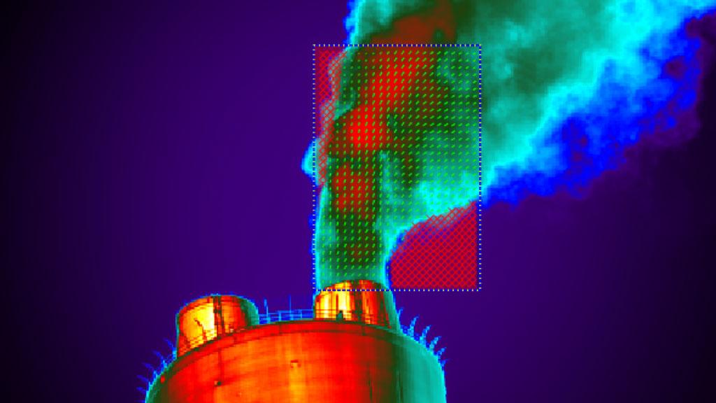 Infrared Remote Velocity Measurement